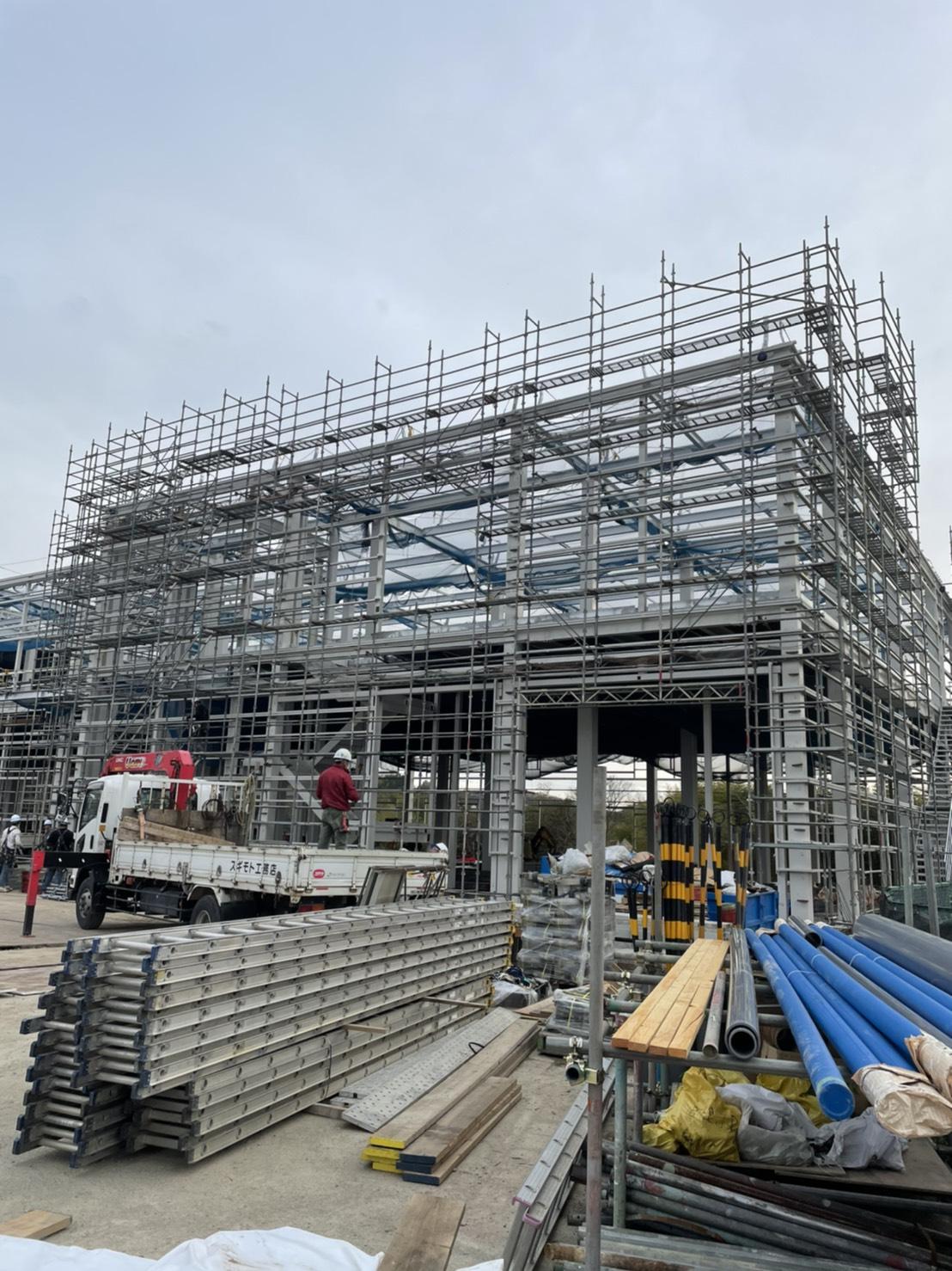 エティック神戸本社工場 新築工場画像